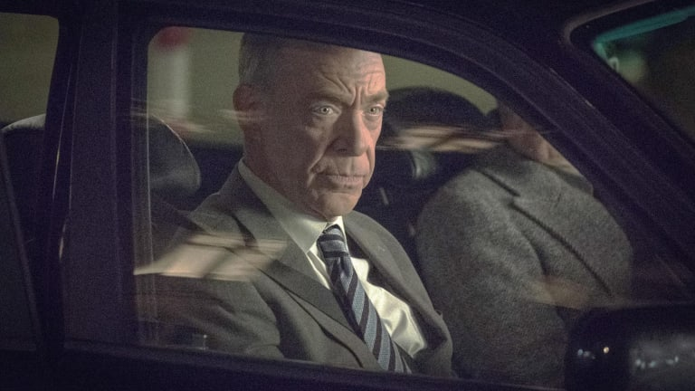 J.K. Simmons plays a low-ranking bureaucrat in Counterpart.