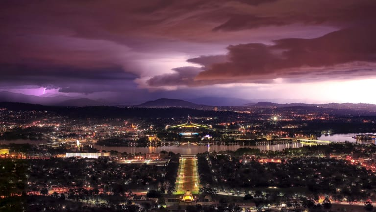 Canberra has the highest quality of living worldwide according to yet another number one ranking.