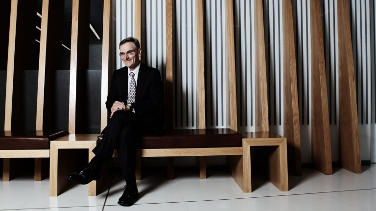 ASIC boss Greg Medcraft has released the regulator's annual report into corporate insolvencies.