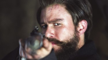 The legend of Ned Kelly lives on: Heath Ledger as the legendary outlaw.