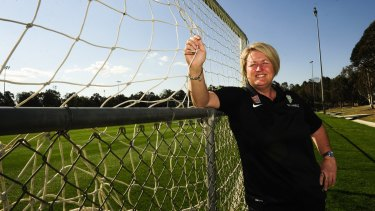 Canberra United coach Rae Dower says they've earned the right to play their semi at McKellar Park.