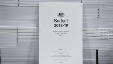 """The government claims to have """"turned the corner"""" on debt and deficit but the improvement will depend on some optimistic forecasts."""