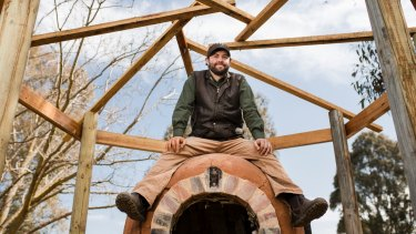 Dan Harris-Pascal will be running the Natural Building Roundhouse Working Bee this weekend.