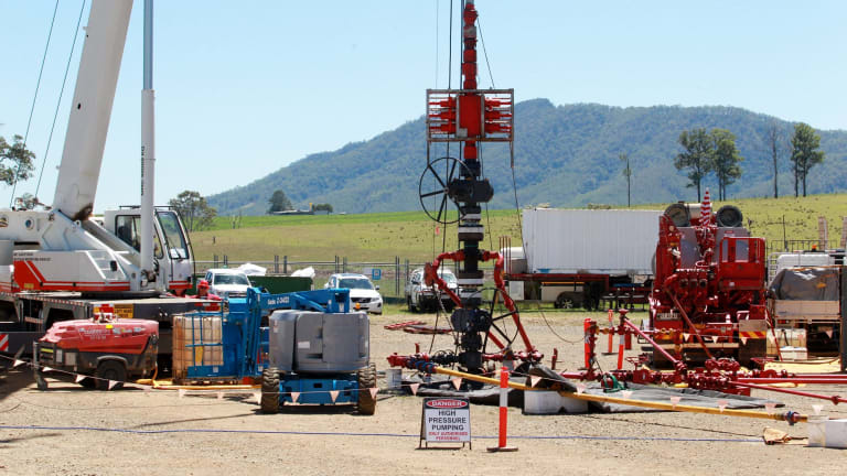 NSW National MPs want the party to change its policy and support a ban on coal seam gas extraction in the Northern Rivers region.