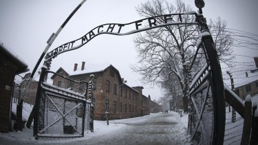 January 27 marks the 70th anniversary of the liberation of the Auschwitz death camp.