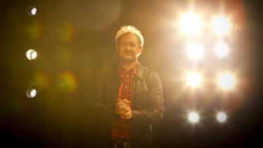 Andrew Upton will miss the Wharf and the people but not having to say no to ideas.