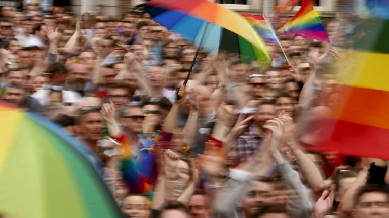 """Arguments for same-sex marriage, such as were used in Ireland before its May 23 referendum, are  more often a """"why not?"""" rather than a """"why?""""."""