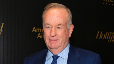 Sleeping Giants targeted Bill O'Reilly and his show the O'Reilly Factor.