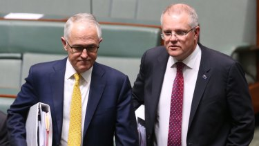 Treasurer Scott Morrison will hand down his second federal budget in May.
