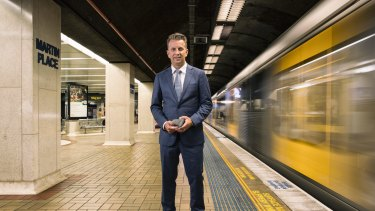 NSW Transport Minister Andrew Constance has argued the West Metro project is needed to take pressure from the western line.