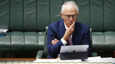 Malcolm Turnbull appears to spend most of his energy staving off attacks from the fringe right of Australian politics.
