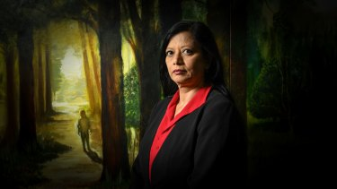 'It's disgraceful': Professor Jayashri Kulkarni, Director of Monash Alfred Psychiatry Research centre.