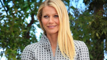 What a pile of goop... Gwyneth Paltrow wins award for promoting pseudoscience.