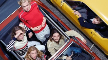 The Parcels are yet to put out an album but have still garnered a following.