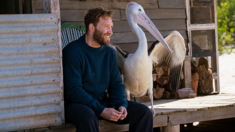 Jai Courtney in the new Storm Boy, which has a sharper ecological and generational edge.
