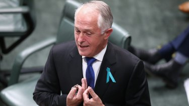 Prime Minister Malcolm Turnbull says Labor's policy of allowing negative gearing only on new properties might knock 10 per cent off the price of a typical home.