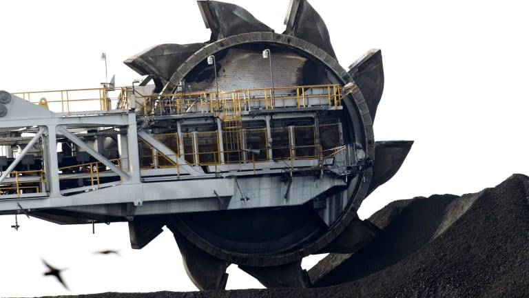 The Adani coal mine would be Australia's largest.