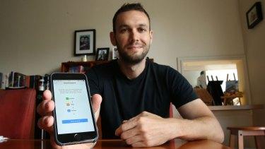 Smart advice: Sebastian Urban uses multiple budget apps.