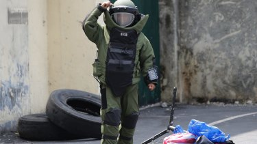 Australians in Philippines warned terrorists may be planning