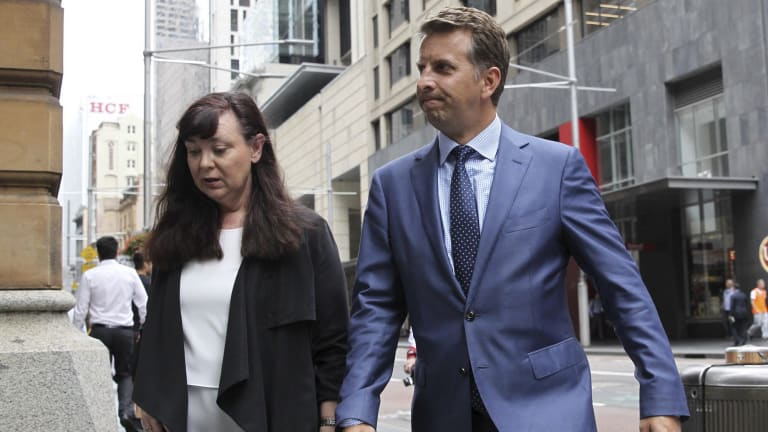 CBD co-ordinator general Marg Prendergast and Transport Minister Andrew Constance are warning commuters to expect disruptions.