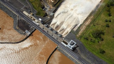 Studies found that a Wivenhoe Dam failure would put at risk almost 300,000 people, with a cost to the community of up to $100 billion.