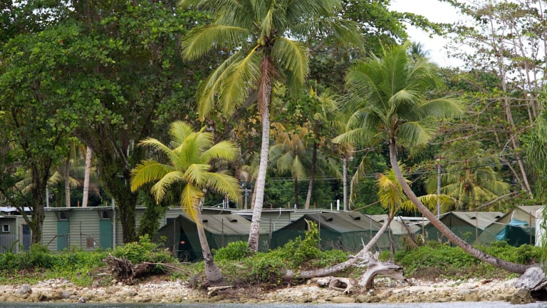 Parliamentary Library analysts have trawled through years of Senate estimates hearing transcripts to piece together a total cost for Manus Island.