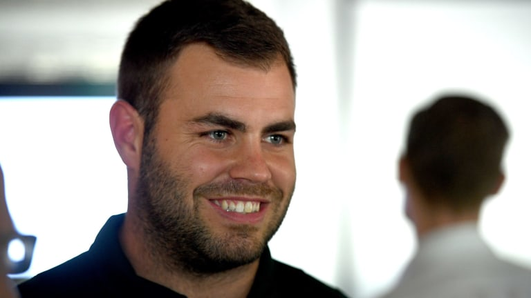 Wade Graham is chuffed to be named in the Australia squad.