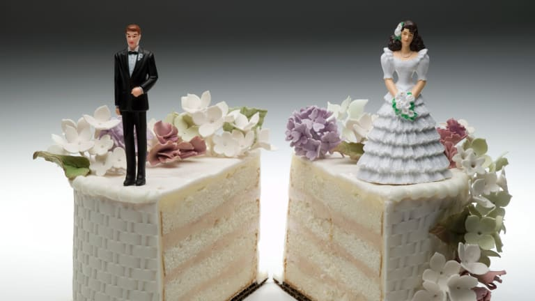 In one dispute a man's fiancee handed him a prenup the day before the wedding.