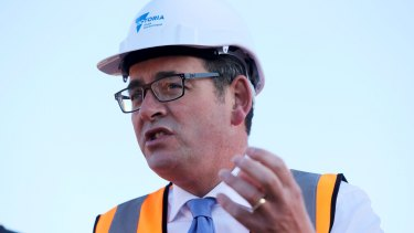 Daniel Andrews' government has constructed a flimsy argument for hiding key information.