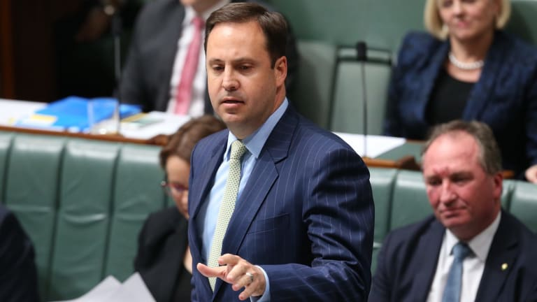 Trade Minister Steve Ciobo claims One Nation is more economically responsible than Labor.