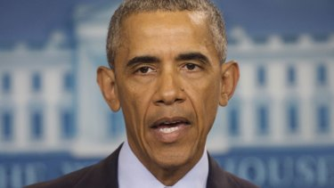 Unlikely to go to war against Syrian regime: US President Barack Obama.