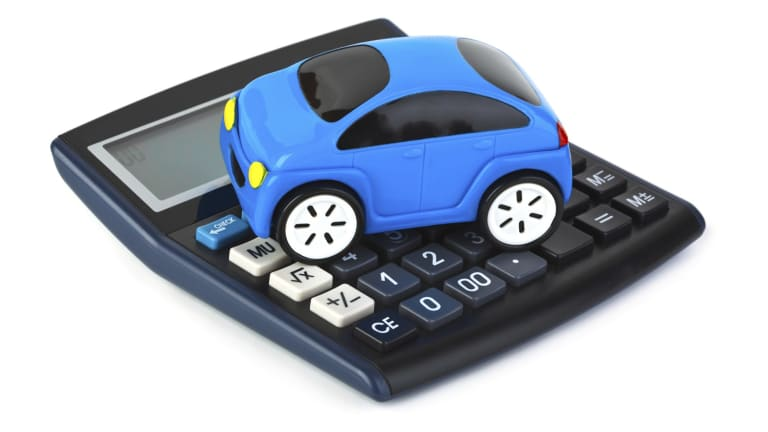 A car loan generally has lower interest than credit cards and a fixed term, making it less of a priority for early repayment.