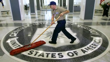 The clean up operation at CIA headquarters following the US government's release of the so-called torture report is under way.