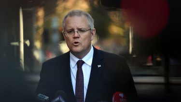 "Treasurer Scott Morrison has said that the laws will ensure more companies pay their ""fair share"" of tax."