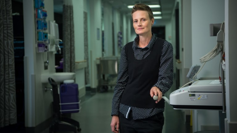 """""""People do assume that you have a terrible prognosis and then everything is fine:"""" Dr Toni Lindsay."""