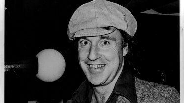 "John Clarke the man behind Fred Dagg once dubbed ""the thinking man's Paul Hogan""."