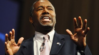 Republican presidential candidate Ben Carson lived in Australia.