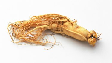 Ginseng root: for real.