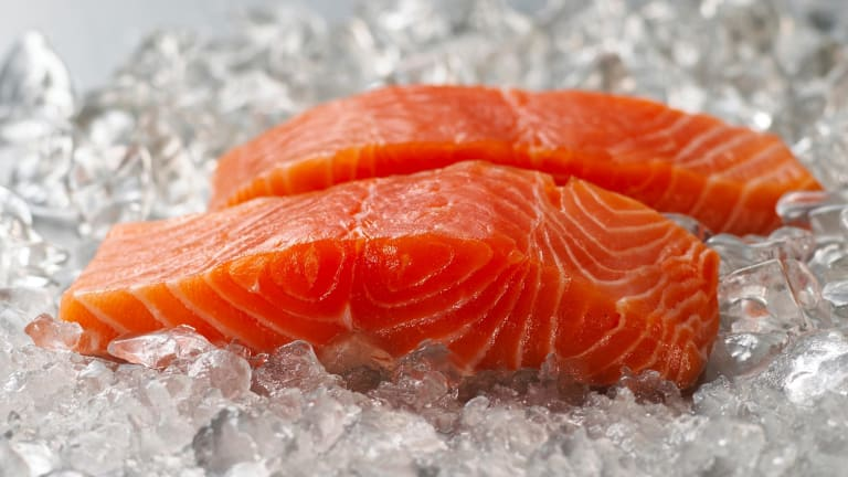 Salmon producer Tassal increased its reliance on antibiotics over the space of three years.