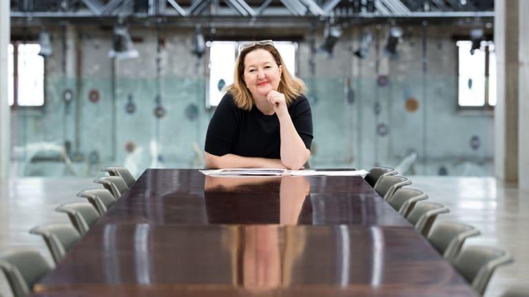 Moving on: Lisa Havilah has produced here final program for Carriageworks.