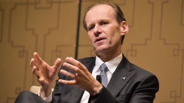 ANZ chief executive Shayne Elliott slowly unwinding his predecessor's strategy.