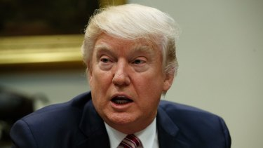 President Donald Trump has been a vocal critic of Amazon, which he says is not paying enough in US taxes.