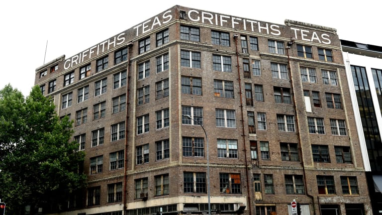 The Wakils sold the Griffiths Teas building in Surry Hills for $22 million last month.