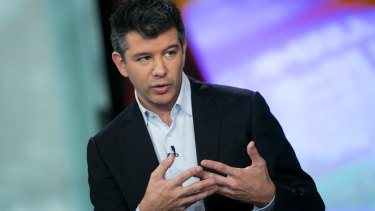 Uber co-founder Travis Kalanick was forced to resign in June after a string of controversies.