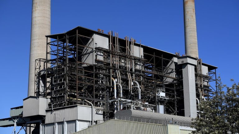 The NEG is designed to aging coal plants in operation longer.