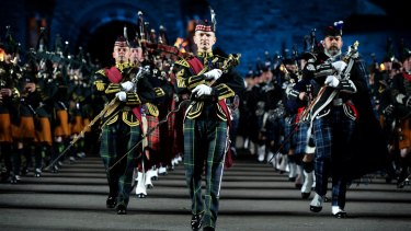 Seven's live events division Red Live failed to deliver a profit this year, compared with a $5.3 million profit last year thanks to the popularity of the Edinburgh Tattoo tour.