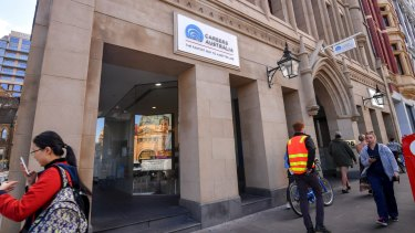 Careers Australia at one time received hundreds of millions of dollars in funding from the federal government.