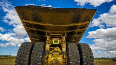 Hancock Coal's Alpha mine has overcome a legal challenge.