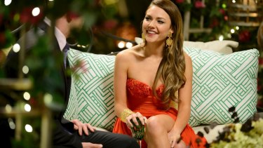 Bachelorette Sam Frost says she is no pushover.