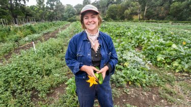 Emily Connors says urban farming can help address issues around food security and provide people with meaningful work.